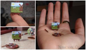 miniature painting by Ninails