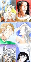 DL batch 4: Couples by thenumber42