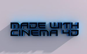 Made In Cinema 4D by TheOneAndOnlyCreator