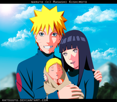 Family Uzumaki by Uendy
