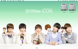 SHINee icon by EverKiss