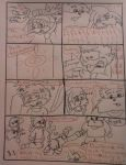 How Duck Observes Things Loonatics pg.  3 by LoonataniaTaushaMay