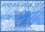 Ice Brush Set for Photoshop CS by MysticEden