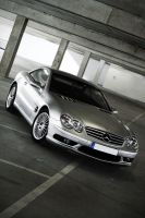 MB SL55 AMG by timmpp