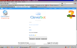 Cleverbot knows PewDiePie! by Petra-K-Z
