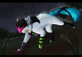 PC- Niki -Rain Day- by Ember-Ketsuen