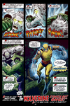 Hulk #180 Wolverine Page Color by Blamrob