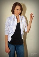 White Jacket by usng12