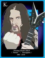 Dimebag Darrell Abbott by Shadowtm