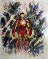 Iron Man by Walmsley