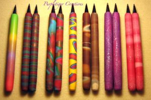 Clay-Pens1 by PurpletigerCreations