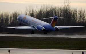Allegiant MD-83 Departing by shelbs2