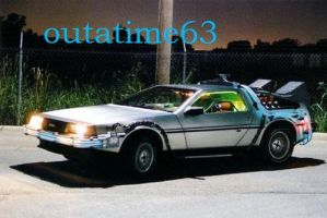 time machine by outatime63