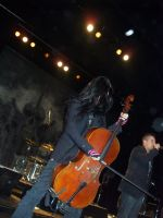 Rock the Cello by leopard0825