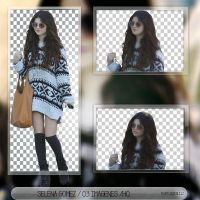 Selena Gomez Pack Png by MartuGomez12