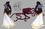 Giselle Character Sheet by BloodnSpice