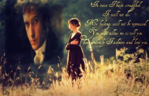 Pride and prejudice wallpaper by lily2588
