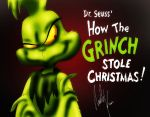 The Grinch by Arielle-Kasa