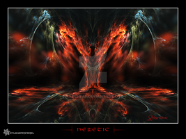 Heretic by raysheaf