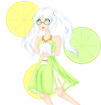 [P]-Lemon And Lime by LazyRainbowUni
