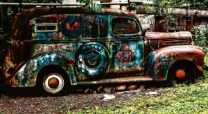 The Car Of Art by RiegersArtistry