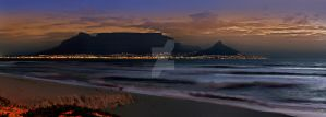 Table Mountain, Cape Town by WernerWegewarthPhoto