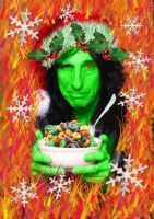 Alice Cooper's Coming To Town by VRocketQueen