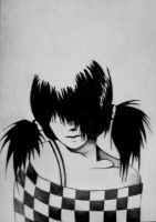 Emo chick II by IHateMondayMornings