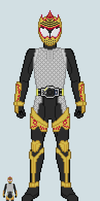 Toku sprite - Malus (Base suit) by Malunis
