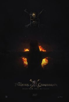 Pirates of the Caribbean - Dead Men Tell No Tales by kishanthakrardesign