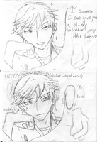 A Message from Mikorin by TrinityKarose