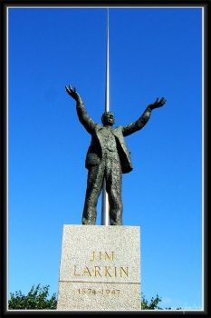 Jim Larkin by SimonArts