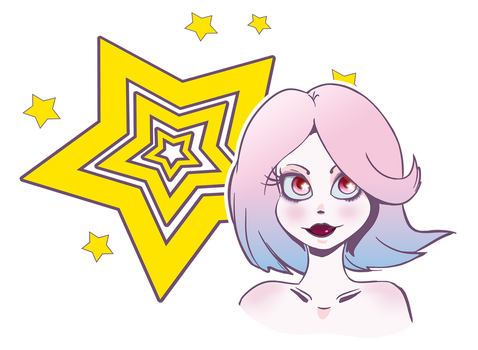Starry Eyed by Miss-Mal