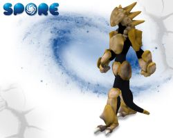 MY SPORE CREATIONS:11 by EDICTARTS