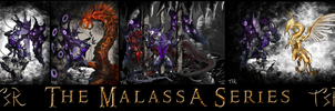 The Malassa Series by T-sR