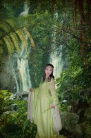 Arwen at Rivendell by seawaterwitch