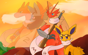 The Champions by PKM-150