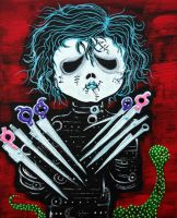Scissorhands by barbosaart
