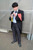 2nd Doctor Who Cosplay (1) by masimage
