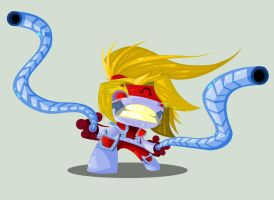Omega Red by vancamelot
