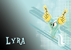 Lyra Heartstrings by Candy-Muffin