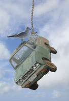 Hanging car by dwsel