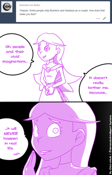 Ask SPM 142_Not so canon: Timpani's reaction by Chivi-chivik