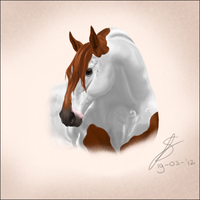 The gypsy mare by Summerly