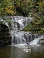 Buttermilk Falls 1793521 by StockProject1
