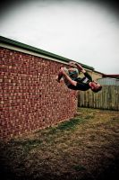 Backflip by Mitchography