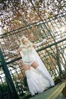 Emma Frost- The White Queen by Paz-Cosplay