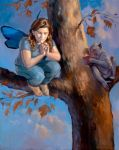Blue Faerie Detective Agency by AdamShaw