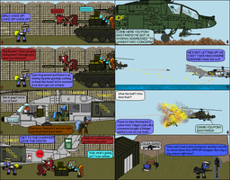 Games that Ponies Play: ARMA 2 Wasteland Day 8.5 by BusterBuizel