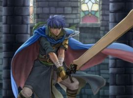 Ike fire emblem by REDFOXES09